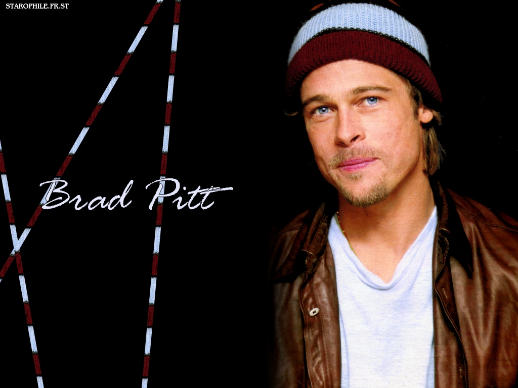 Brad Pitt download wallpaper